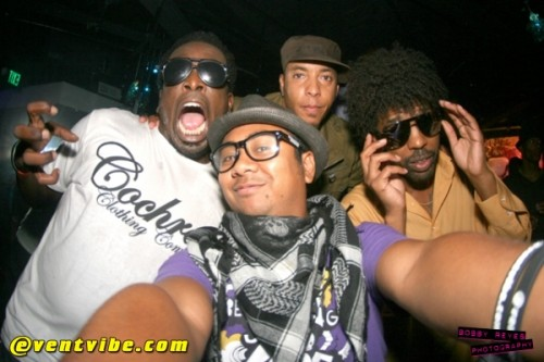 Post image for The Pharcyde @ Fluxx San Diego
